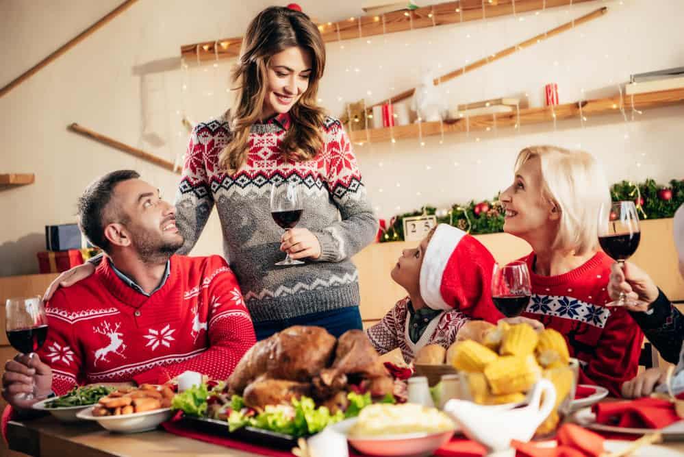 10 Tips para no subir de peso en la época navideña