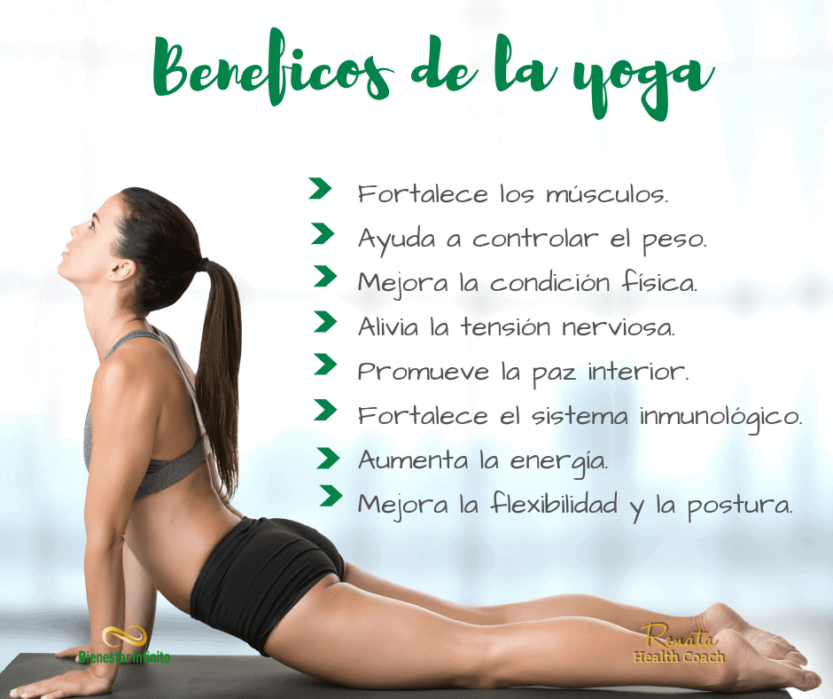 Beneficios de la yoga