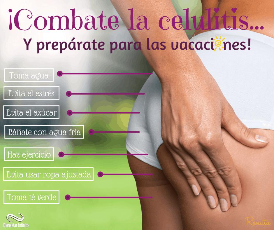 Combate la celulitis