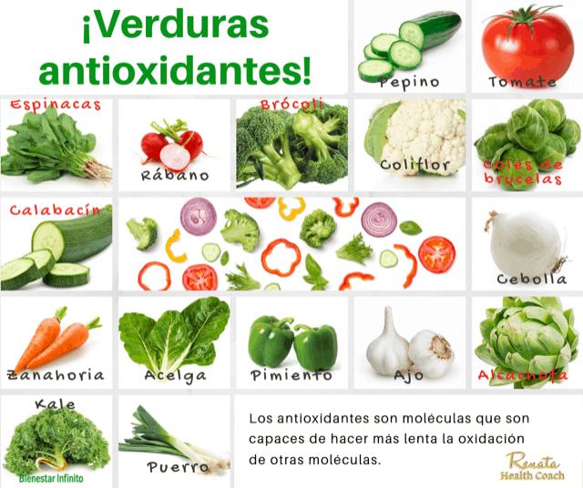 verduras antiox.