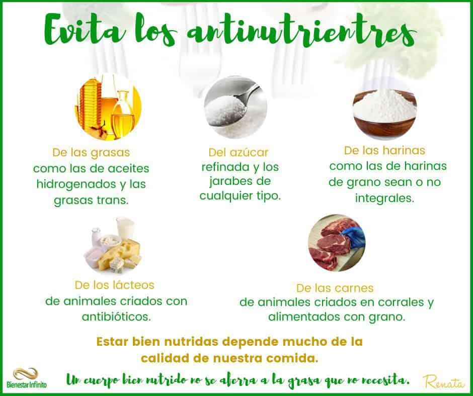 Evita-antinutrientes